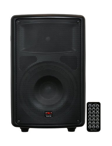 "Galaxy Audio TQ8-0000  Battery-Powered Portable Sound System with 8"" Speaker TQ8-0000"