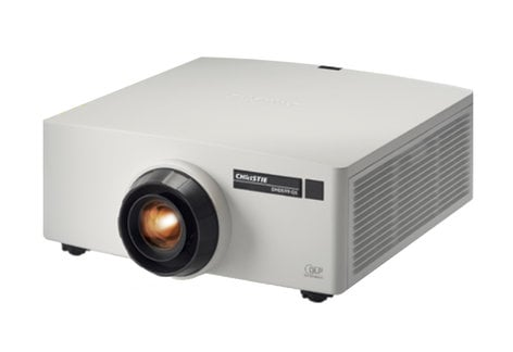 Christie Digital DHD599-GS 5625 Lumen DLP HD Laser Projector in White - Body Only DHD599-GS