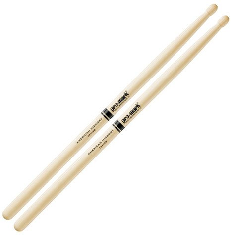 Pro-Mark TX419W Hickory 419 Wood Tip Drumstick TX419W