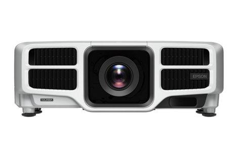 Epson PRO L1300U 8000 Lumen WUXGA 3LCD Laser Projector with Standard Lens PRO-L1300U