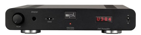SPL Sound Performance Lab Director DA Converter and Preamplifier DIRECTOR-SPL