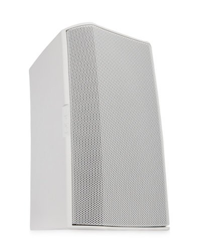 """QSC AD-S4T 4"""" 2-Way AcousticDesign Speaker with Transformer in White AD-S4T-WHITE"""