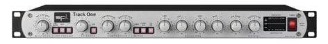 SPL Sound Performance Lab Track One AD Recording Channel with Digital Output TRACK-ONE-AD