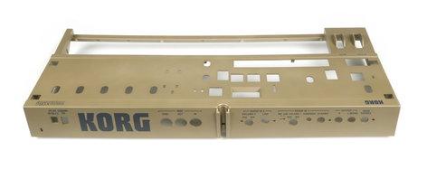 Korg 646X111000  microKORG Upper Case Assembly 646X111000