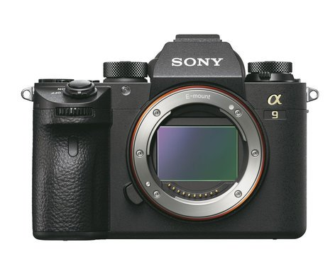 Sony ILCE9/B 24.2MP Full-Frame Mirrorless Digital Camera, Body Only ILCE9/B