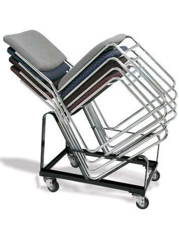 National Public Seating DY86  Dolly for Up to (20) 8600 Series Chairs DY86