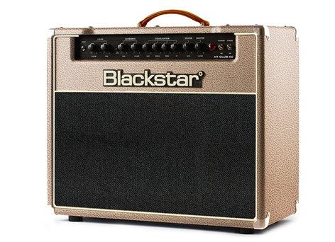 "Blackstar Amps HT Club 40 - Limited Bronco Tan HT Venue Series 40W 12"" Tube Guitar Combo Amplifier HTCLUB40CBT"