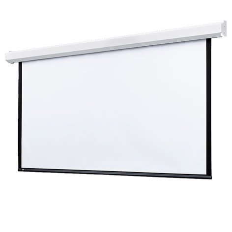 "Draper Shade and Screen 116005  72"" x 96"" Targa Electric Screen with Matt White XT1000E Surface and Motor 116005"