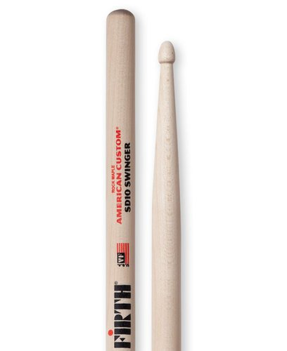 Vic Firth SD10 icanCustomSwinger Pair of Dance Band Drumsticks SD10