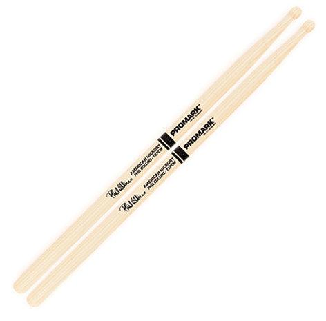 Pro-Mark TXPCW Hickory PC Phil Collins Wood Tip Drum Sticks (PAIR) TXPCW
