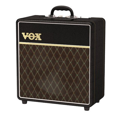 Vox Amplification AC4C1-12 Classic 1x12 4-Watt Tube Guitar Combo Amplifier AC4C112