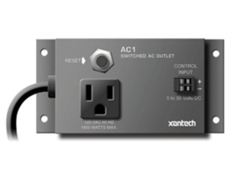 Xantech AC1 DC Controlled AC Outlet  AC1-XANTECH