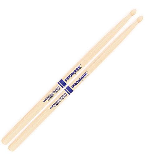 "Pro-Mark TXJRW Hickory JR ""Junior"" Wood Tip Drum Sticks (PAIR) TXJRW"