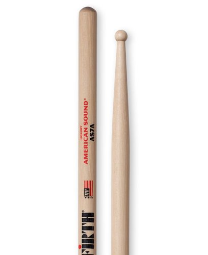 Vic Firth American Sound 7A Pair of 7A Drumsticks AS7A