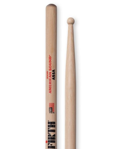 Vic Firth AS5A Pair of 5A American Sound Drumsticks AS5A