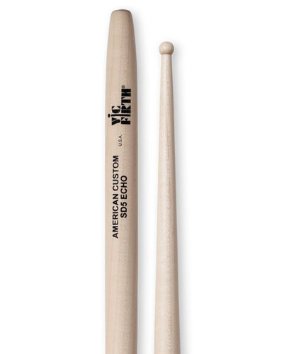 Vic Firth American Custom SD5 Echo Pair of Rock Drumsticks SD5