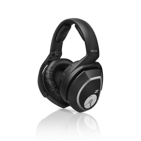 Sennheiser HDR 165 [RESTOCK ITEM] Extra/Replacement Headphones for RS 165 System HDR165-RST-01