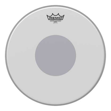 "Remo CS0114-10 14"" Coated Controlled Sound Batter Drum Head CS0114-10"