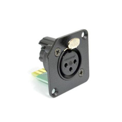 Interactive Technologies MOD-X3F 3 Pin Female Module for CS-900 MOD-X3F