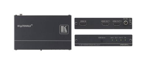 Kramer VM2HXL 1:2 HDMI Distribution Amplifier VM2HXL