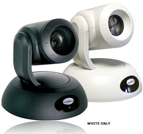 Vaddio ROBOSHOT30-HD-SDI-W  30x Zoom HD-SDI PTZ Camera in White ROBOSHOT30-HD-SDI-W