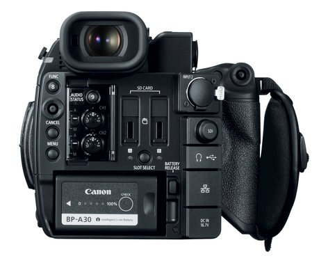 Canon EOS C200 KIT 8.85MP 4K RAW Digital Cinema Production Camera with 24-105 lens EOS-C200-KIT