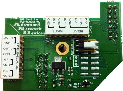 Advanced Network Devices AND-BTN-KIT-1 Call Button Kit AND-BTN-KIT-1