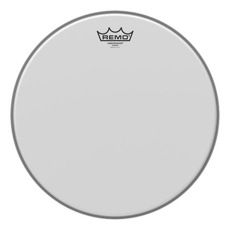 "Remo BR-1118-00 18"" Ambassador Coated  Bass Drum Head BR-1118-00"