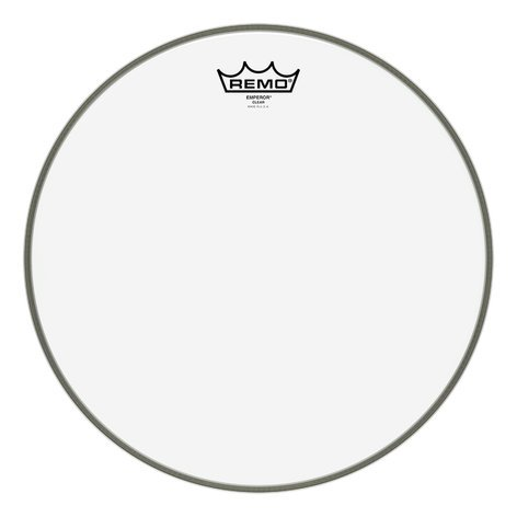 "Remo BE-0314-00 14"" Emperor Clear Drum Head BE-0314-00"