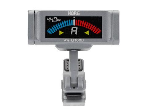 Korg AW-LT100B Clip-On Tuner for Bass AWLT100B