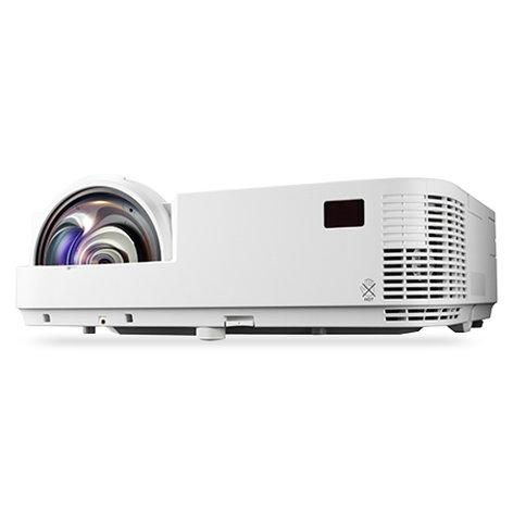 NEC Visual Systems NP-M353WS Short Throw Projector 3500 Lumen WXGA DLP Projector NP-M353WS