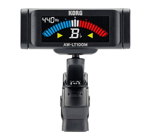 Korg AW-LT100M Clip On Tuner w/ Metronome AWLT100M