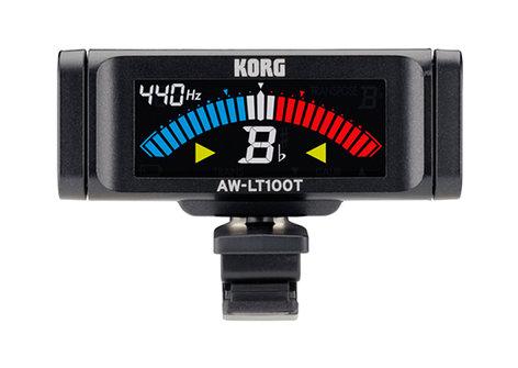 Korg AW-LT100T Clip On Tuner for Trumpet AWLT100T
