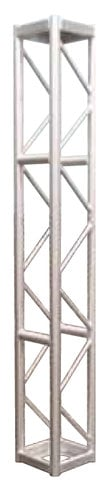 Show Solutions Inc EP-1207 7` 12x12 Square Section of EP Pro Truss with Bolts EP-1207
