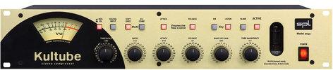 SPL Sound Performance Lab Kultube with AD Converter Stereo Compressor with Optional 24Bit / 192kHz AD Converter KULTUBE-AD