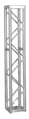 """Show Solutions Inc EP-1206  6' Long 12""""x12"""" Square Trus Section with Bolts EP-1206"""