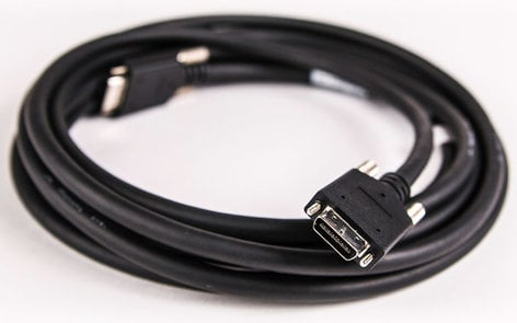 Avid Mini DigiLink 1.5 ft Male to Male Cable for HD I/O and Peripherals 9940-61930-00