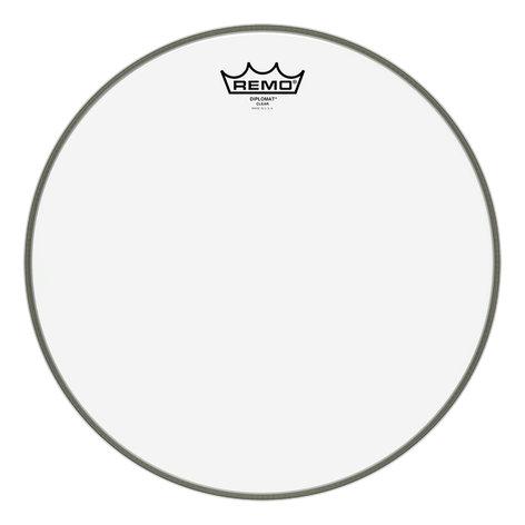 """Remo BD-0314-00 14"""" Clear Diplomat Drum Head BD-0314-00"""