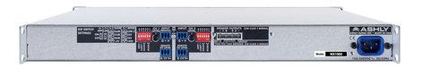 Ashly nX1502 2 x 150 Watts @ 2 Ohms Power Amplifier NX1502