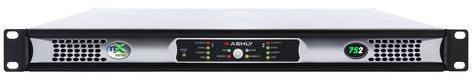 Ashly nX752 2 x 75 Watts @ 2 Ohms Power Amplifier NX752