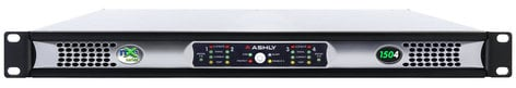 Ashly nXe1504 Network Power Amplifier 4 x 150 Watts @ 2 Ohms NXE1504