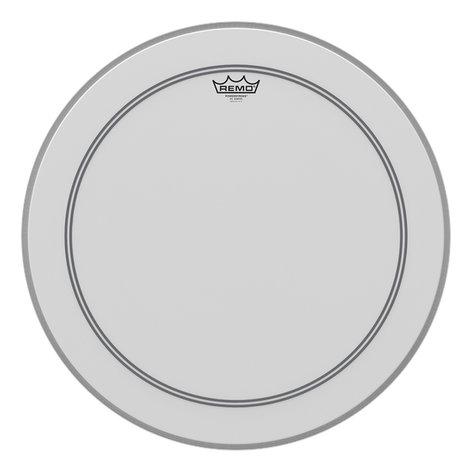 "Remo P30114-BP 14"" Coated Powerstroke 3 Batter Drum Head P30114-BP"