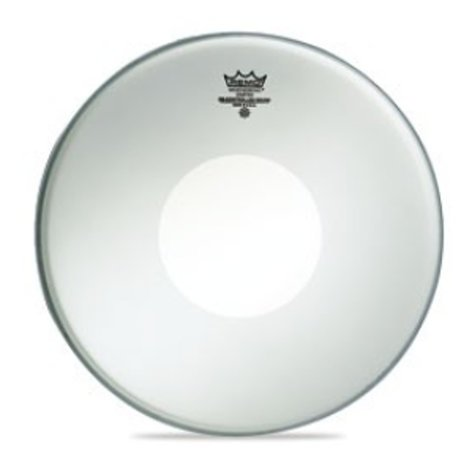 "Remo CS0114-00 14"" Coated Controlled Sound Snare Batter Drum Head CS0114-00"