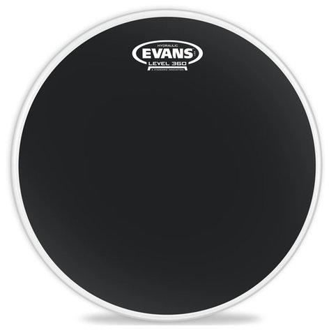 "Evans TT14HBG 14"" Hydraulic Drum Head in Black TT14HBG"