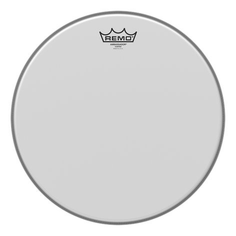"Remo BA-0110-00 10"" Ambassador Coated Drum Head BA-0110-00"