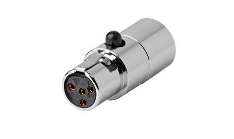 AKG MDA4 SHU Adapter Connector for Shure Bodypacks MDA4-SHU