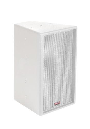 """EAW-Eastern Acoustic Wrks VFR109i White 10"""" 2-Way Passive Installation Speaker in White VFR109I-WHITE"""