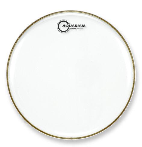 """Aquarian Drumheads CC12-AQUARIAN 12"""" Classic Clear Drum Head CC12-AQUARIAN"""