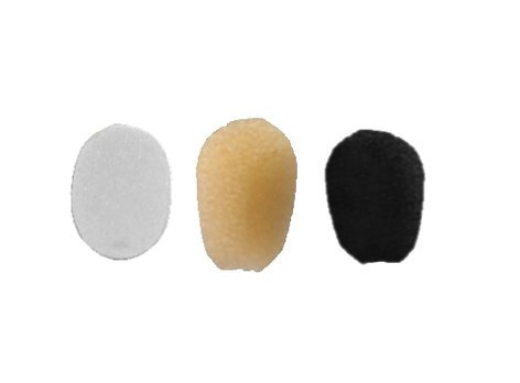 Point Source Audio 6-WSN-XX 6-Pack of Windscreens for Microphones 6-WSN-XX
