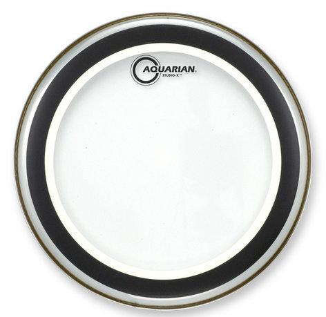 """Aquarian Drumheads SX8 8"""" Studio-X Clear Drum Head SX8"""